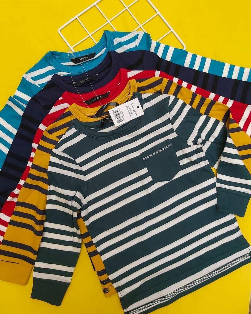 5PCK assorted tops available at @mykids.ng  . . 12-18M  Price :N7999 . . #kidswear #kidsfashion #kids #kidsstyle #fashion #fashionkids #kidsclothes #kidsclothing #instakids #kidsofinstagram #childrenswear #babyfashion #baby #kidsmodel #kidstyle #bajuanak #kidsootd #s…pic.twitter.com/Wk9emMHI1X