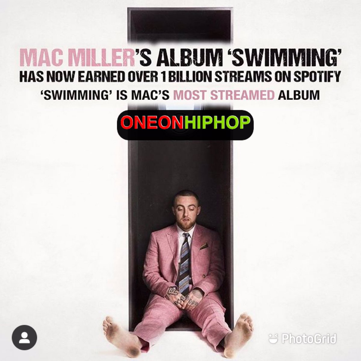 R.I.P. #macmiller most streamed album #swimming #hiphop #rap #oneonhiphop #oneonhiphopnews #rostrumpic.twitter.com/X0zCLvnxFn
