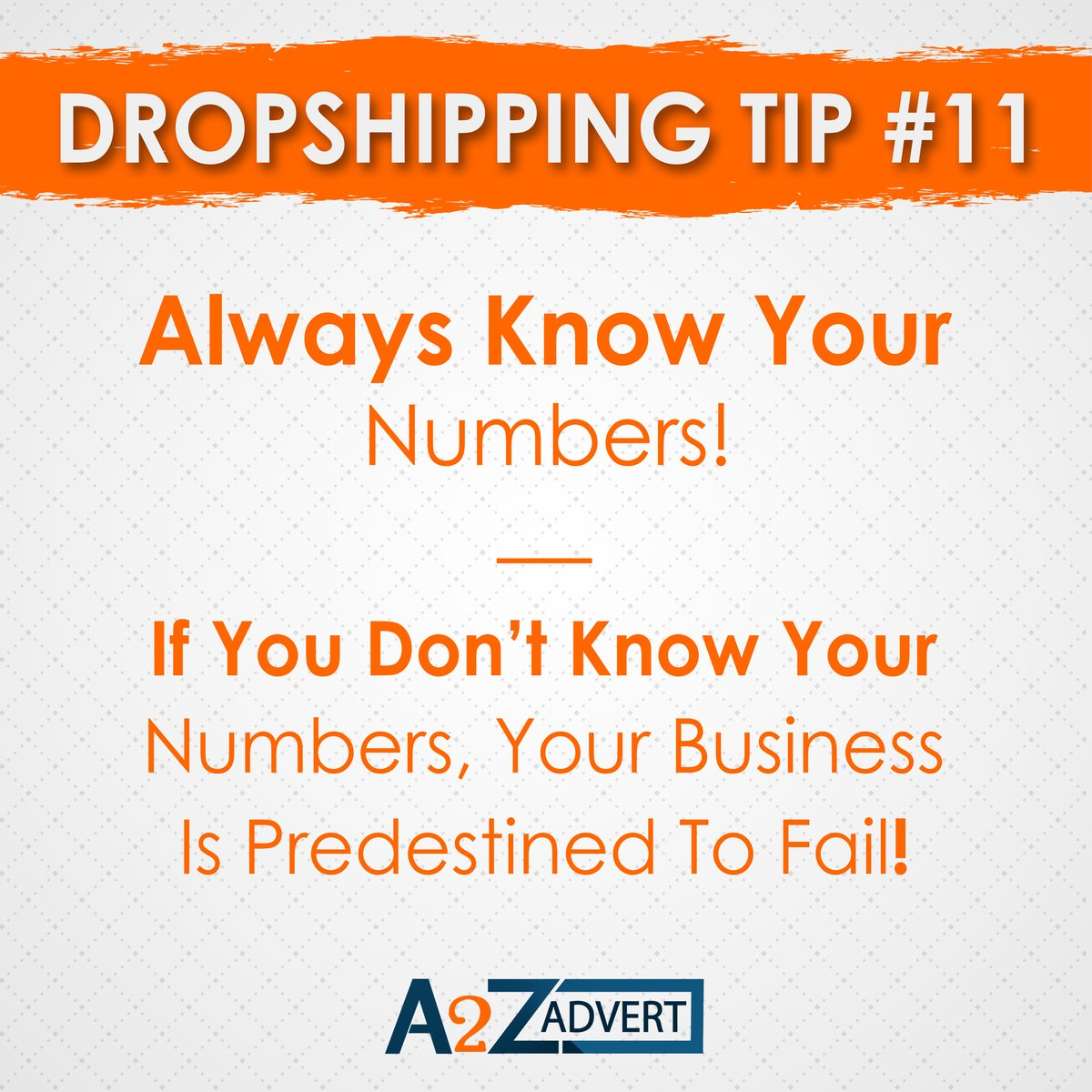 DropShipping Tip #11 Agreed or Not? Leave comments Helping you for your dropshiping business. #dropshippingbusiness #atozadvert #dropshipping #shopify #shopifystores #shopifybusiness #shopifyexperts #shopifypartners #successpic.twitter.com/4eGSlwQFgU