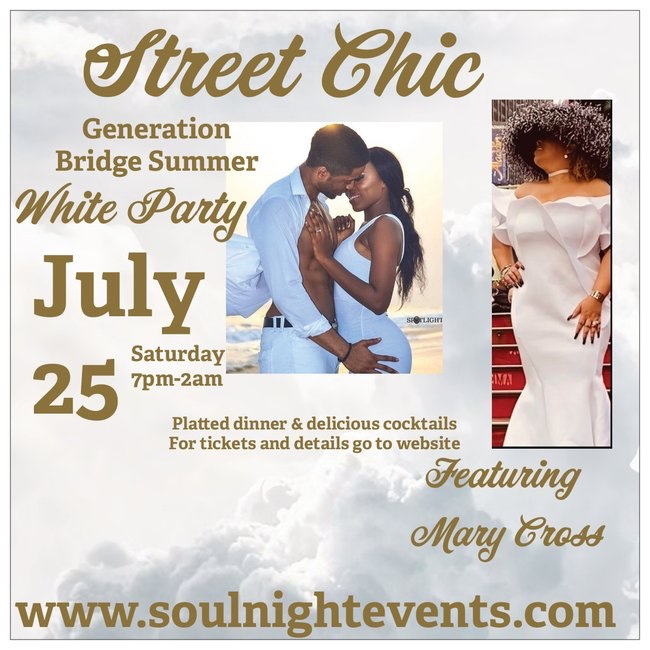 """#NewYork Check out """"Street Chic Generation Bridge Summer White Party"""" … @Randbreloaded  #Summer2020  #NewYork #NewJersey #NYC #fashion #style #win #news #art #love #Photography #travel  #Hiphop #rnb #music #Friends"""