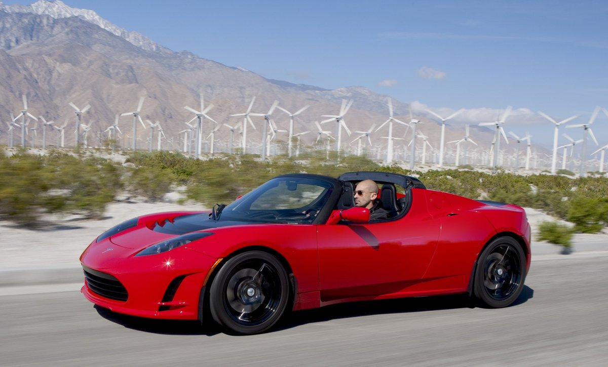 Tesla's Secret Master Plan, by @elonmusk 1. Build a sports car