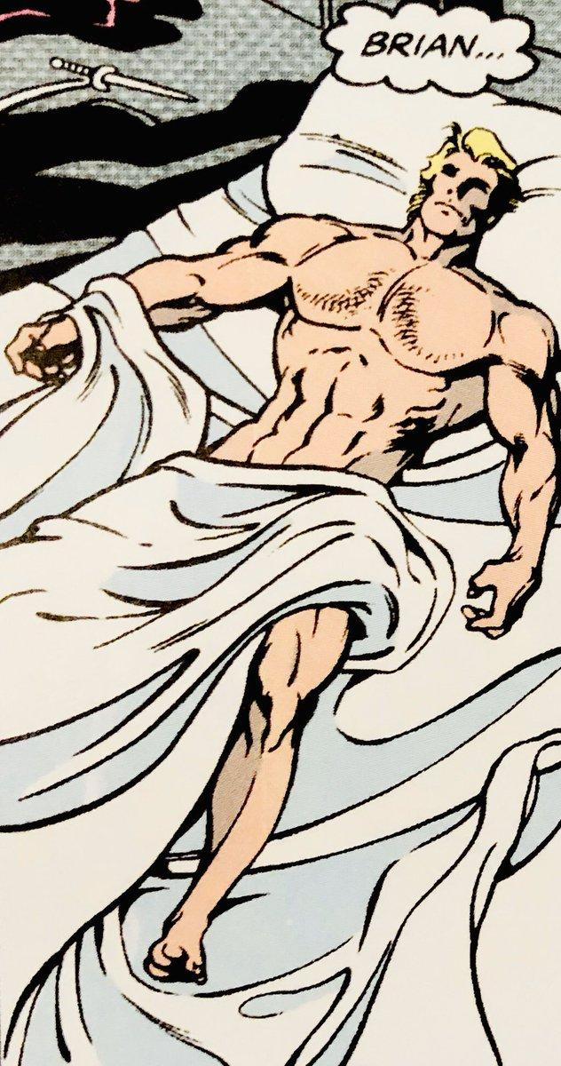 Scott summers naked