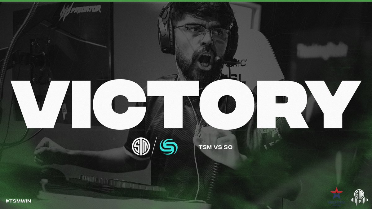 UPPER BRACKET SECURED!!! @TSM_Beaulo dominates again on Theme Park as the boys 2-0 the series and will advance to the upper round! #TSMWIN