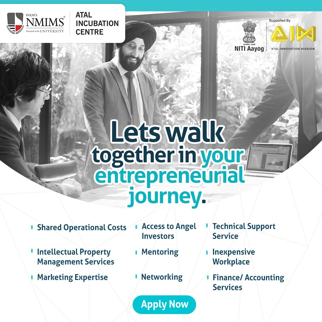 #Entrepreneurs never stop and so do we ! Let us together #walk & #grow in your #entrepreneurial journey! Apply now - https://lnkd.in/fZYeBTX  @startupindia @TiEMumbai @TiEPune @Headstarters @nasscom @NASSCOMStartUps @Paytm @NITIAayog @AIMtoInnovate #stratups #BusinessGrowth #pic.twitter.com/NtYmpUm0LF