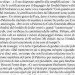 Image for the Tweet beginning: Dall'intervista al Presidente dell'Autorità portuale