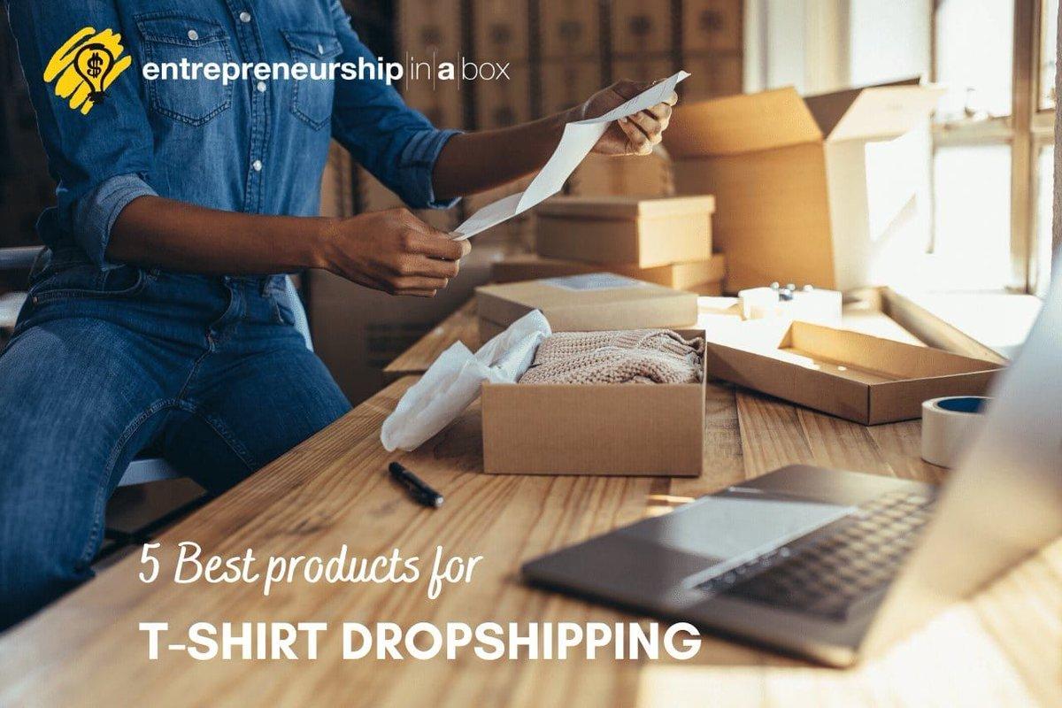 5 Best Products for T-shirt Dropshipping https://buff.ly/3iz9Q9ypic.twitter.com/Uj7rvemkai
