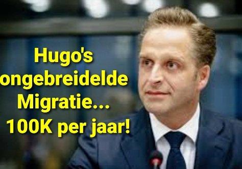 #CDAdebat Daar staat hij te prevelen, alsof hij een rem op migratie zou willen zetten...Met het CDA in't kabinet komen er maar liefst 100.000(!) migranten per jaar naar NL, een stad als Zwolle! We bouwen maar ca. 70.000 woningen per jaar...Waar gaan die naartoe?? #waanzin https://t.co/SEez8QBTrO