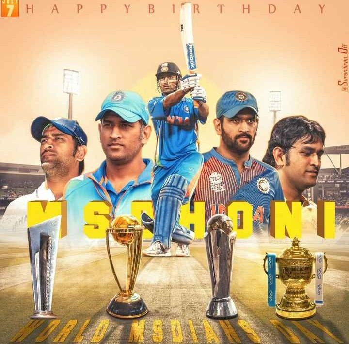 Best Captain In World Best Finisher In World Best Keeper In World Bestest In Cricket Ground  Bestest In Every Field  The King Of DRS.  Show Your Love For Jersey Number-7   #HappyBirthdayDhoni #HappyBirthdayMSDhoni #msdhoni #ms #dhoni #msd #mahi #thala #csk #chennaisuperkings <br>http://pic.twitter.com/wFsWjhOn2e