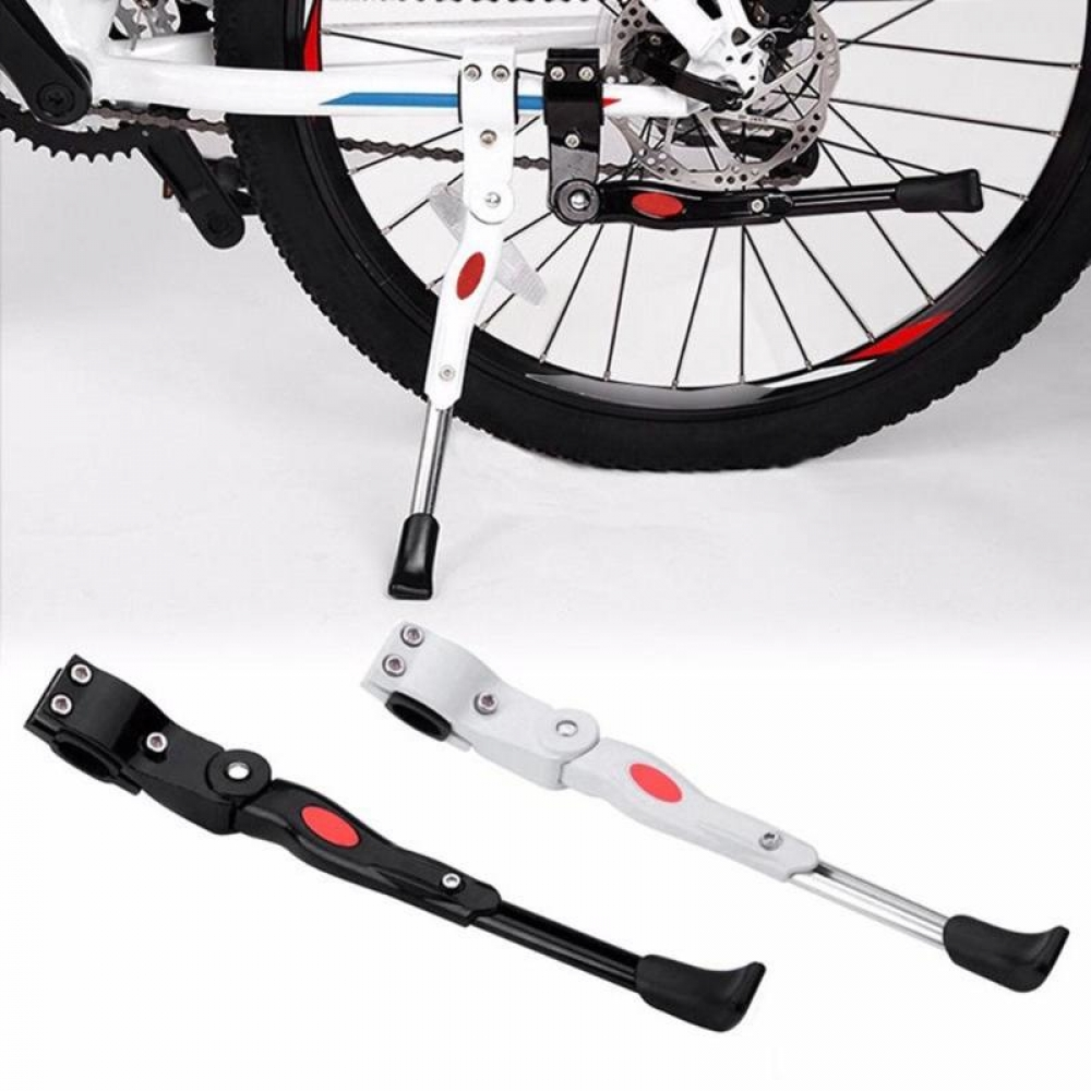 #shop #design #sale #swag #glam #ootd #tagsforlikes #fashionista #skirt #girly #onlineshop 34.5-40cm Universal MTB Bike Cycling Parking Kick Stands Leg Rack Brace Mount Side Support Bicycle Cycling Parts Accessories