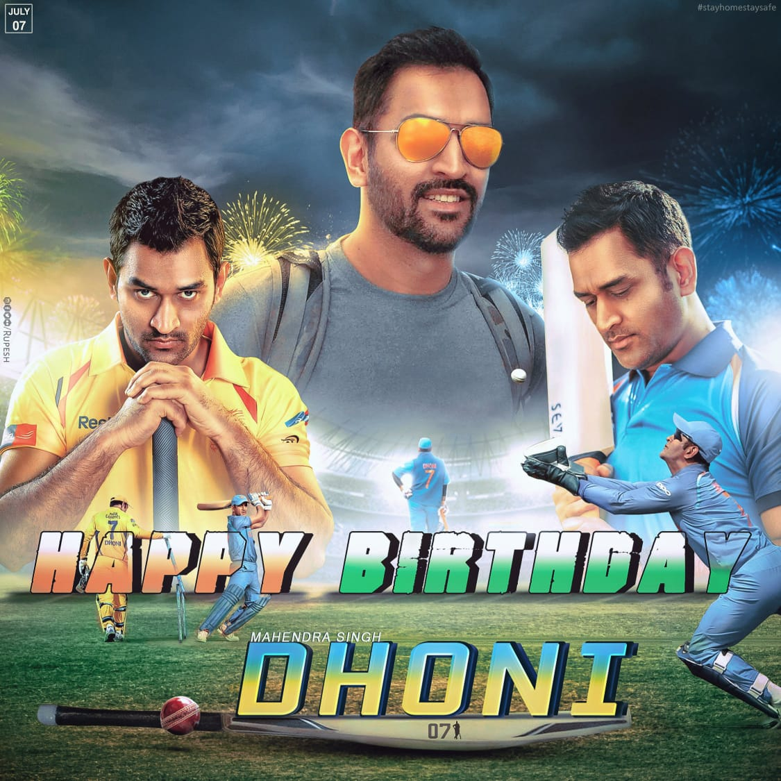 HapPy Birthday to the coolest and one of the most successful Captain in the Indian Cricket History.  One of the finest cricketer ever   #HappyBirthdayMSDhoni  #ThalaDhoni  #Dhonipic.twitter.com/n538bssR1N