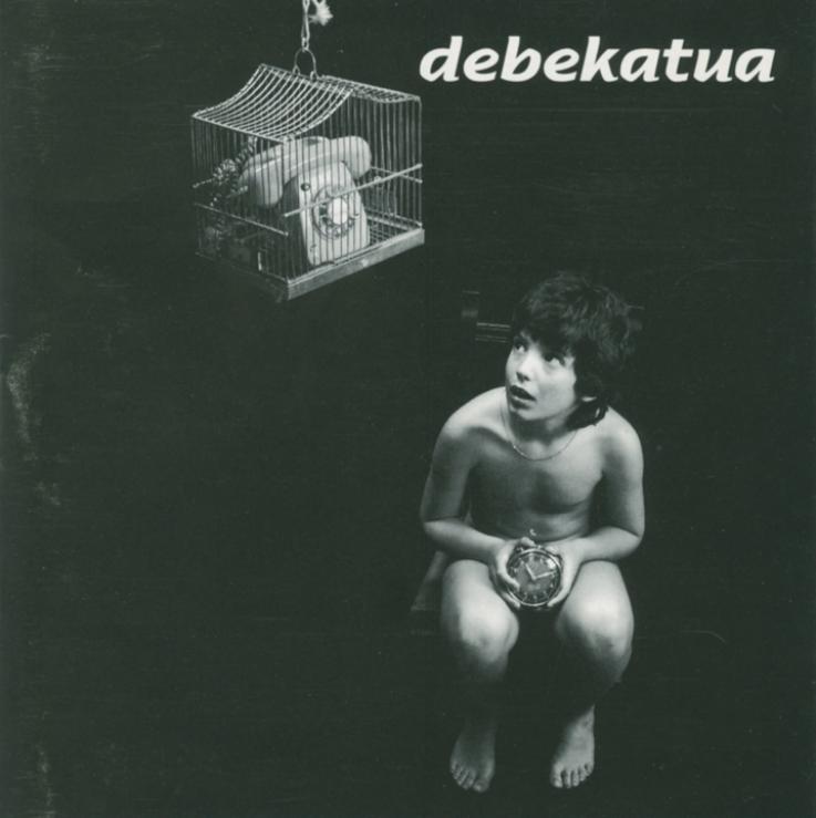 """#gaurkodiskoa """"Debekatua"""" (Debekatua, 1998) #rapmetal #irun #esanozenki 🎧 🎧 🎧 https://t.co/k2qJvIV3mw https://t.co/1TLPnma0d6"""