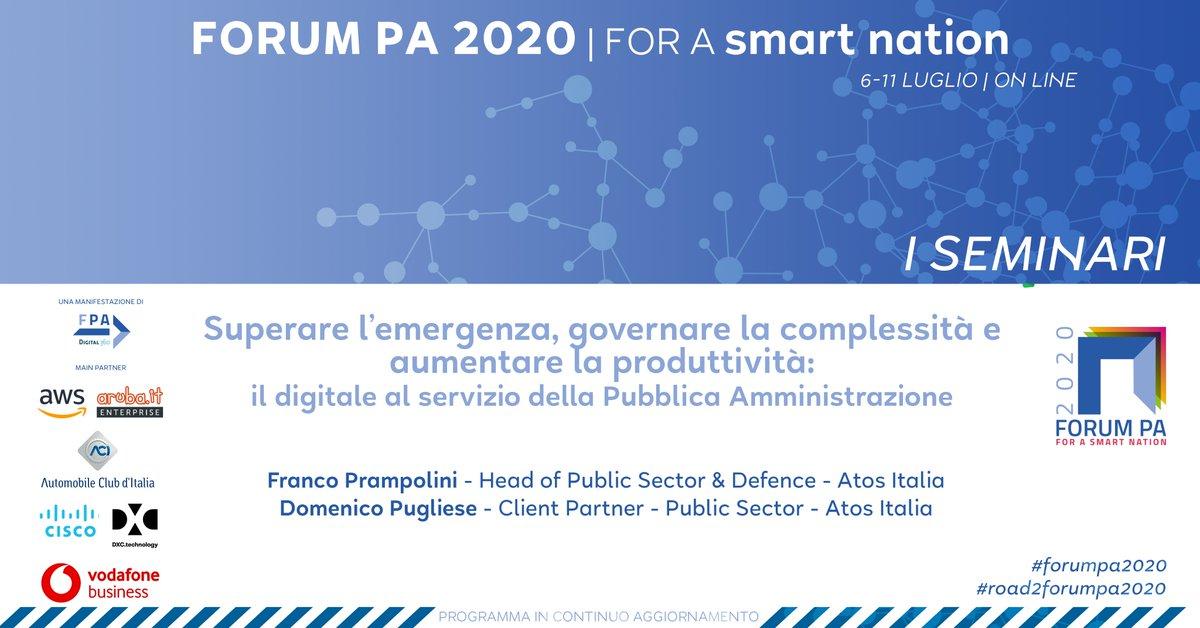 #ForumPA2020