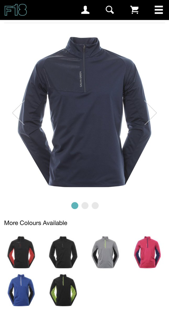 For one of the largest online selection of @galvingreen garments then check out @function18 ....... function18.com/brands/galvin_…
