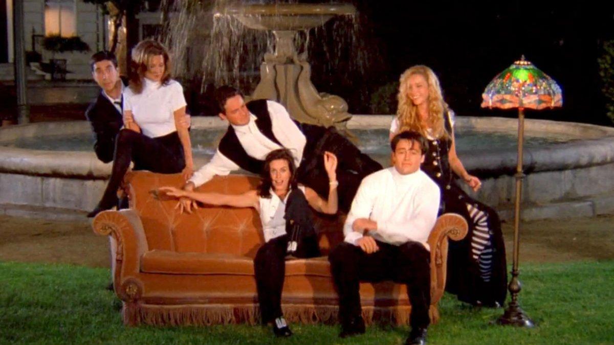 'Friends'-reünie wordt (hopelijk) volgende maand gefilmd #Friends