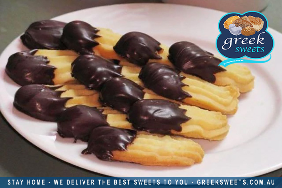 Traditional Greek sweets & more delivered to Sydney, FREE shipping. GetChocolate fingers delivered at home/work.    #dessert #dessertlovers #dessertblogger #greekstyle #greektreats #greeksweets #friends #family #sydneyfood #sydney #ChocolateFingers