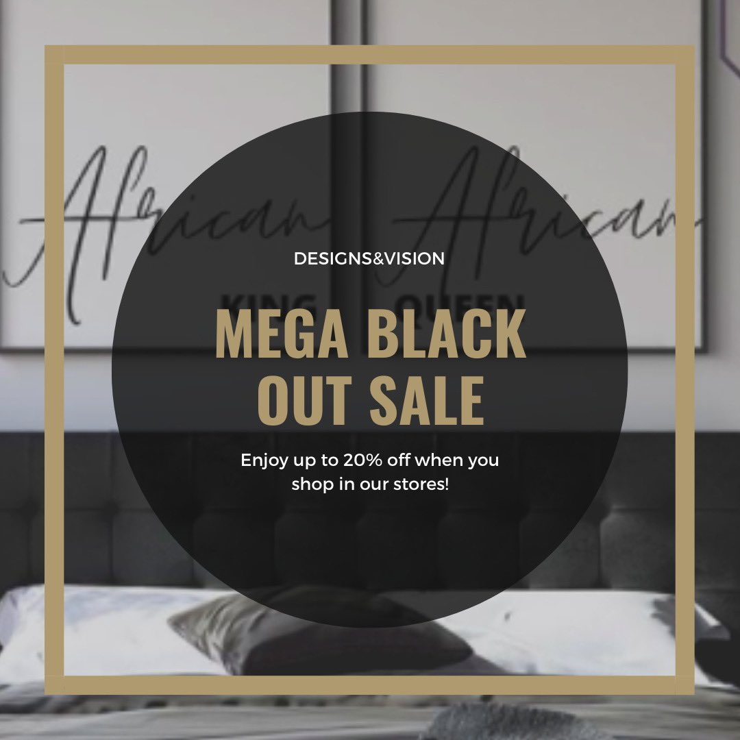 #blackouttuesday up to 20% off any of our designs and frames today only when you use the code #BLACKOUT  #blackowned #blackbusinessowner #blackpride #supportblackbusinesses #blackexcellence #supportblackbusiness #blackbusinessmatters #homedecor #blackouttuesday https://t.co/tglhUhOq0C