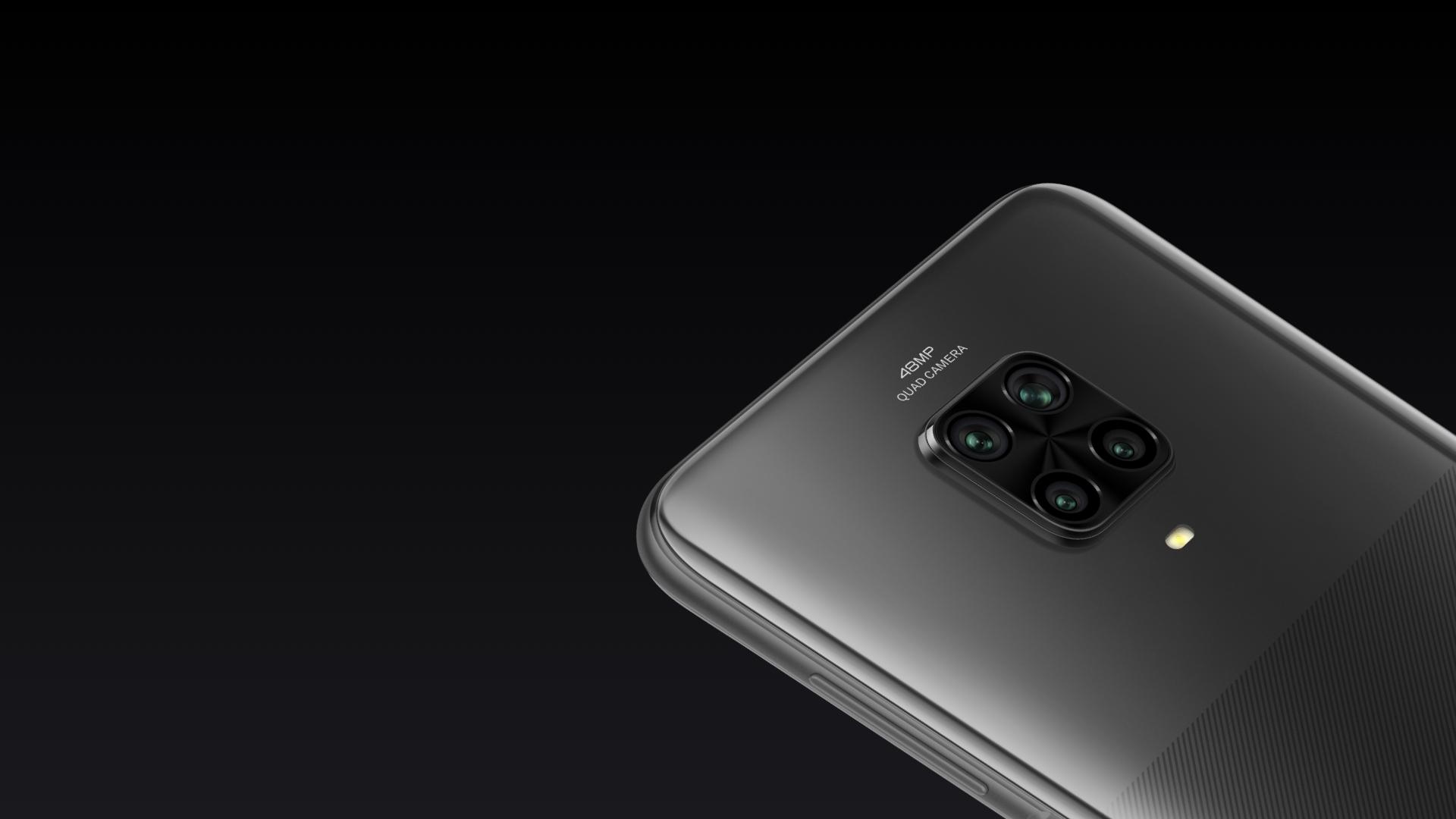 Empat kamera Poco M2 Pro