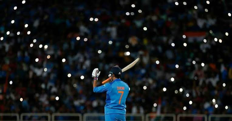#HappyBirthdayMSDhoni  With hardwork you've remained as a legend. Inspirational... pic.twitter.com/yMQcKqzaDh
