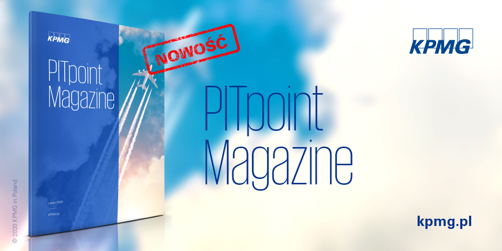 W najnowszym numerze #PITpoint Magazine, przybliżamy między innymi najważniejsze zmiany w zakresie #PIT oraz ubezpieczeń społecznych zawrte w tzw. Tarczy antykryzysowej. Czytaj więcej: https://t.co/ijxZHEBnrt #firmy #podatki #biznes #finanse #COVIDー19 https://t.co/flNGBdHffX