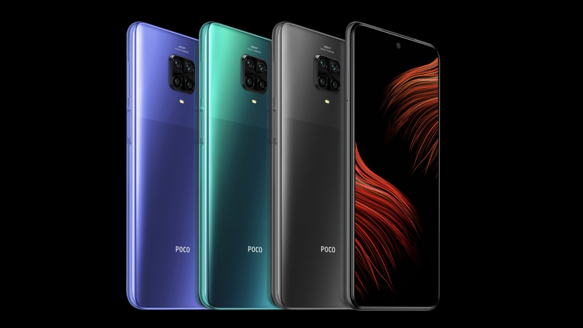 Spesifikasi Poco M2 Pro dari Xiaomi