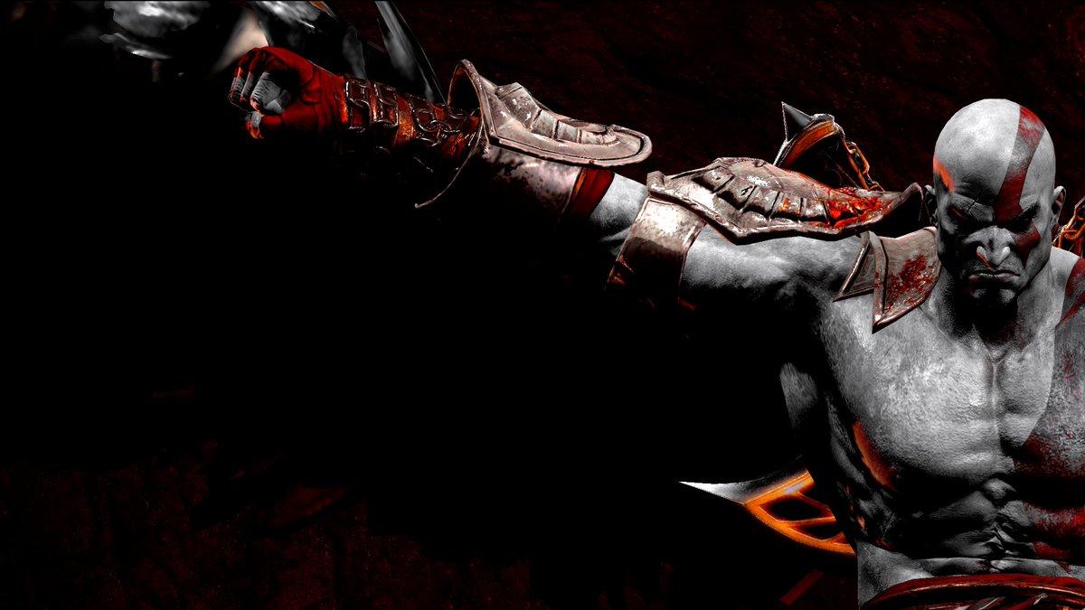 God of War III Remastered - Kratos  I almost forgot this game'sMode. Pretty solid#VirtualPhotography #VGPUnite #GodofWar #PS4sharepic.twitter.com/WlmXXdTVDR