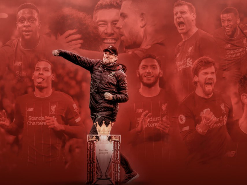 @JohnsenStle @JustinC94019825 @Linda1Moir @YatesLfc @AJYNWALFC @riky_pool @Greekgoddess02 @Alexsan19006936 @LfcValhalla @KatTannenbaum @LFCAlexBlack @OneScouse @HMalik1977 @Wahidakhan19 @m_ani786 @TheReds_YNWA @Rachel_BeBe30 @Anfield_Oracle G⚽️⚽️d Morning @JohnsenStle and all the reds ❤️ nice one 👊🏼#LFCFamily Happy Tuesday, penultimate day before the mighty reds play again 🙌🏽#LFC Hope you all have an awesome day. Stay safe. Take care 🏆🥇 #YNWA https://t.co/rTWp1remaG