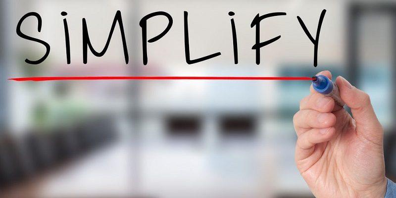 #semplificazioni