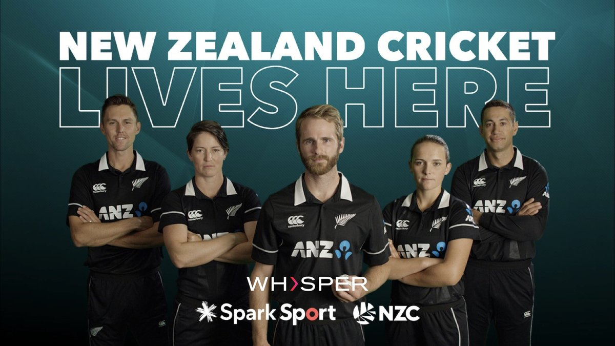 🏏BIG cricket news... we have been signed by @sparkNZsport to produce their live coverage of men and women's home internationals and Super Smash matches for the next 6️⃣ summers in New Zealand!  More here: https://t.co/gvdviDhzjs #MakeItHappen #Blackcaps #Whiteferns https://t.co/aTHBDx7G4O