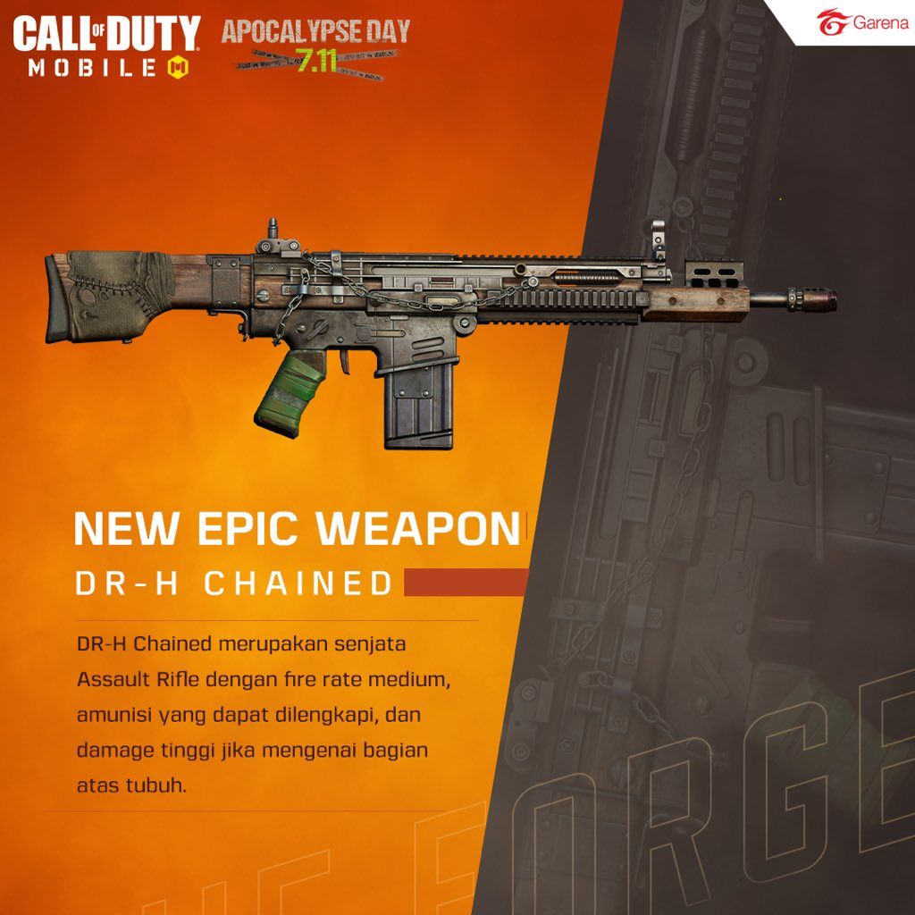 Cod Mobile News Leaks A Twitter Codmobile Battle Pass The Forge And New Ar