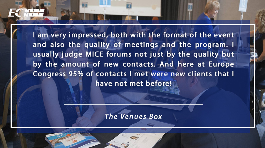Curious about EC events? Here is what our participants experience when joining our boutique quality events! #ECfeedbackTuesday  #meetingprofs #eventprofs #eventplanner #miceforum #testimonial #b2bevents #miceworkshoppic.twitter.com/zDndsl5eQm