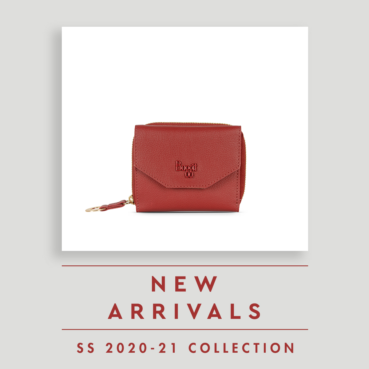 Solid colour mini wallets for minimalist and move-easy fashion for organized ladies by Baggit. Get your mini wallets now. #miniwallet #ladieswallet #newarrivals #madeinindia https://t.co/oU7FNAmCrD