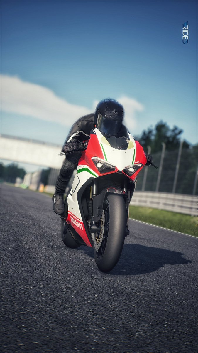 Ducati Panigale #Ride3 #Xbox #VGPUnite #VirtualPhotography pic.twitter.com/Aj3nLDLoFM
