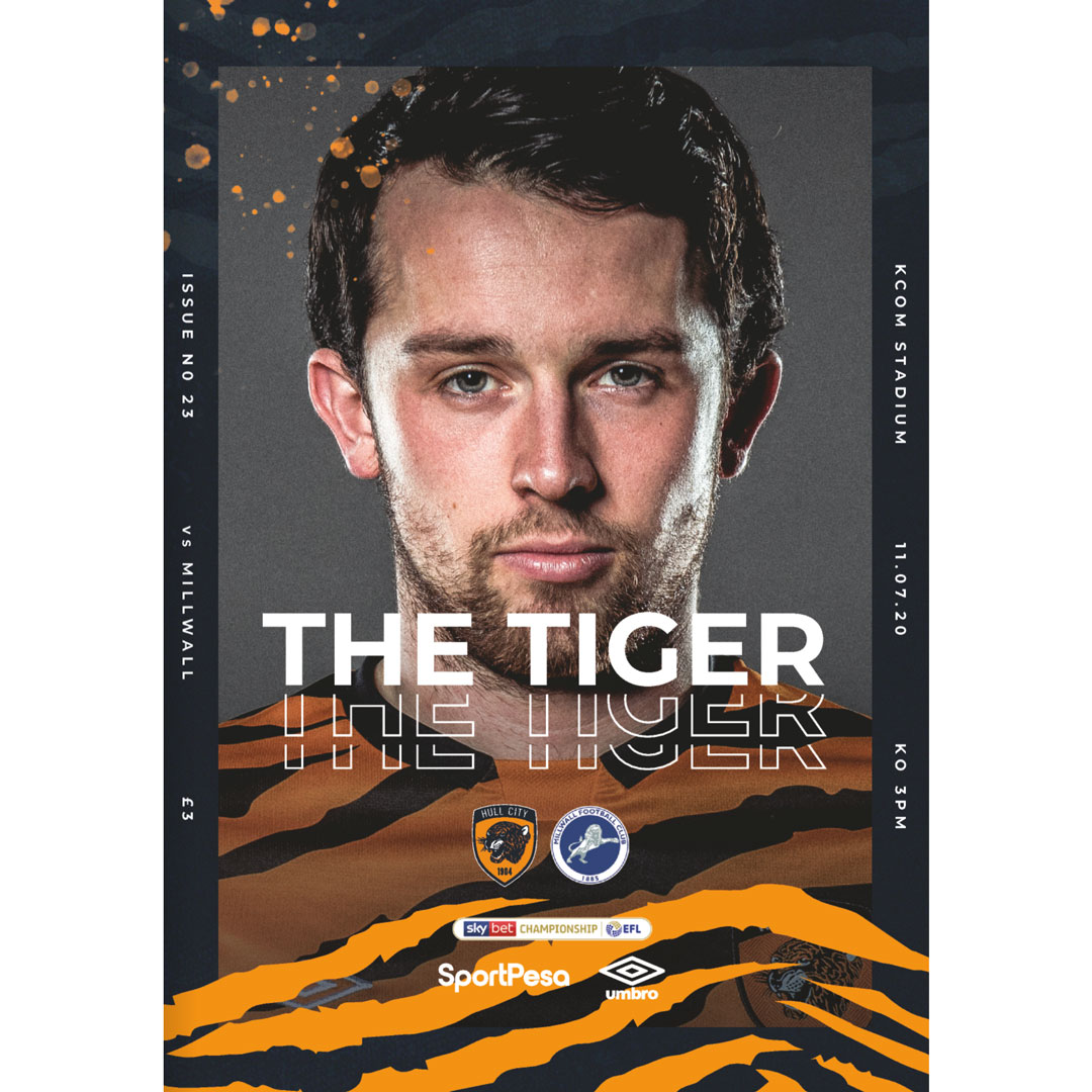 You can still order a copy of the limited run collectors edition Matchday programme for @HullCity weekends match against @MillwallFC from ignitionsportsmedia.com/product/hull-c…