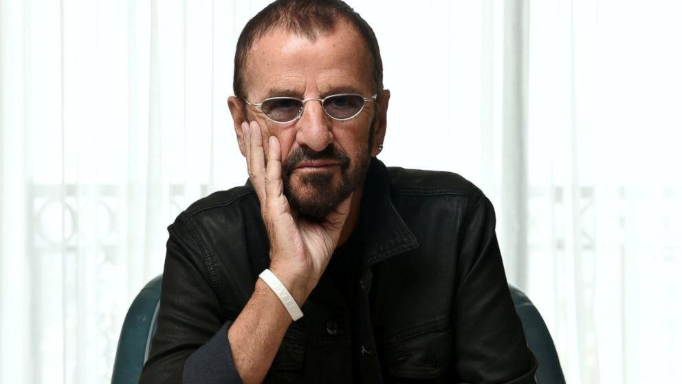 #RingoStarr