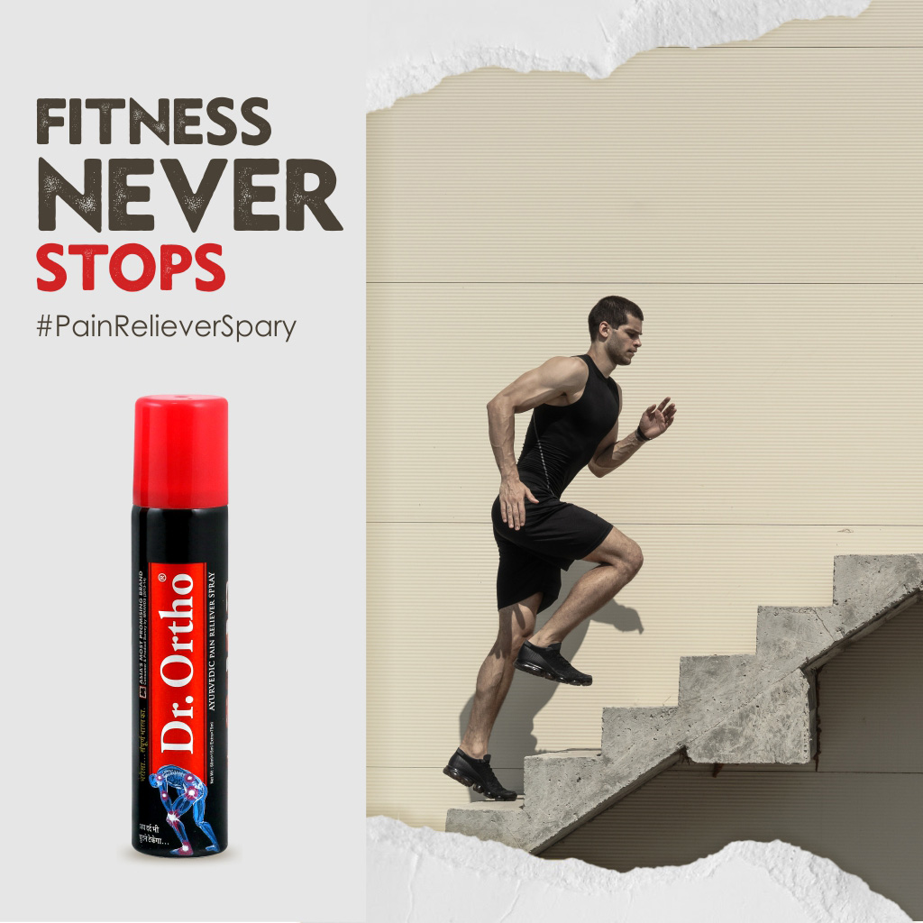 💁♂️ Stay no to painful muscle cramps with Dr. Ortho spray! ➡️ Dr. Ortho Spray is a perfect pain reliever if you get any strain or sprain while work out. 👉👉 Buy from here: https://t.co/X0cWQaj7dQ . . #drortho #PainReliefSpray #defeatpain #painrelief #painreliever https://t.co/cc4uDoy746