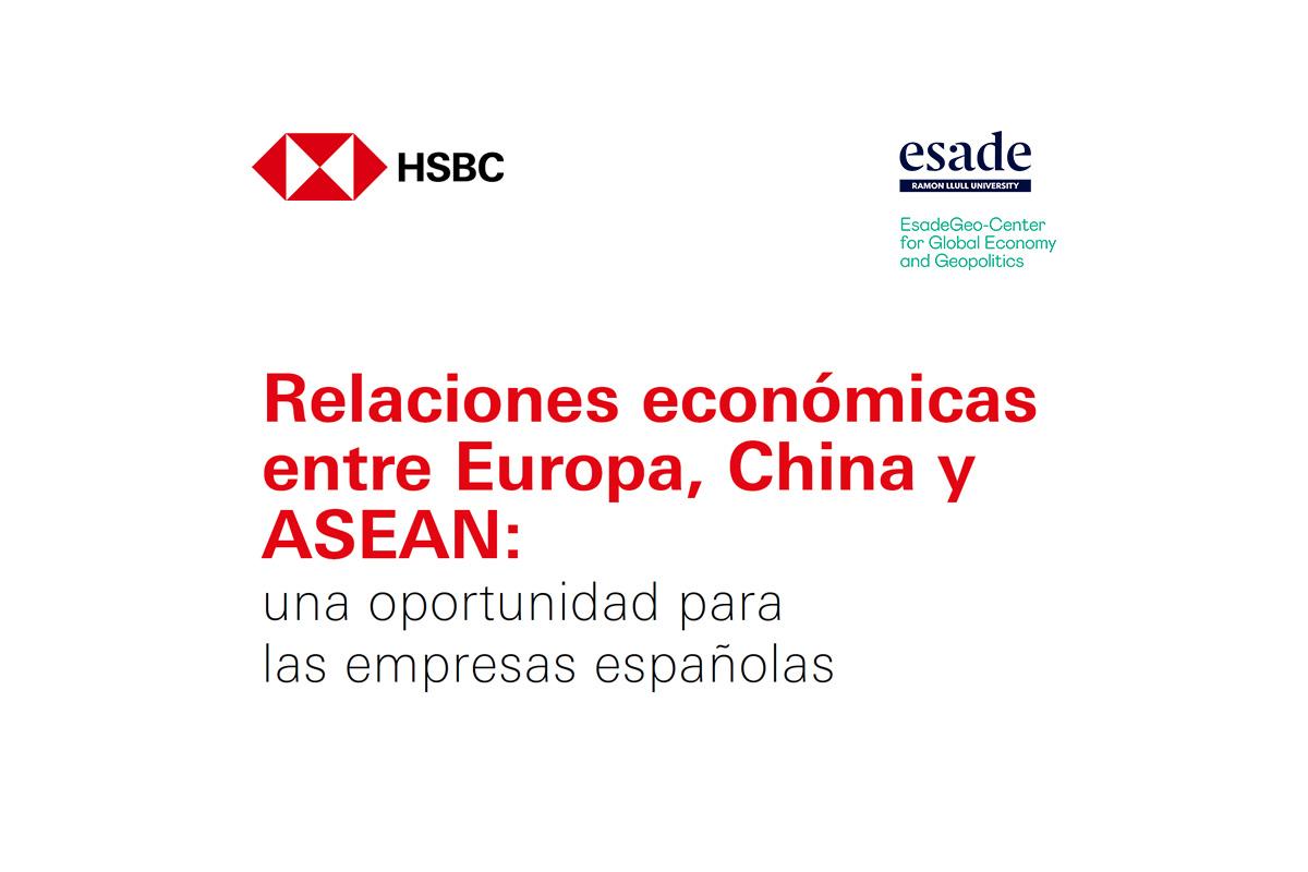 #EsadeNews 📰  #InformeHSBCEsade 📢 Gran potencial de crecimiento de las exportaciones españolas a China y a ASEAN  @EsadeGeo colabora con @HBSCSpain en la elaboración del informe que ofrece importantes oportunidades para las empresas españolas  https://t.co/WkBxh3cRod https://t.co/rgXIG0HFmg