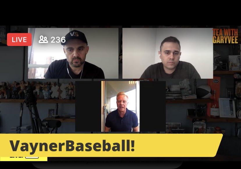 @TeamGaryVee @garyvee congrats on @vaynersports adding baseball  #free2sleeppic.twitter.com/D5Z7UWVdJz