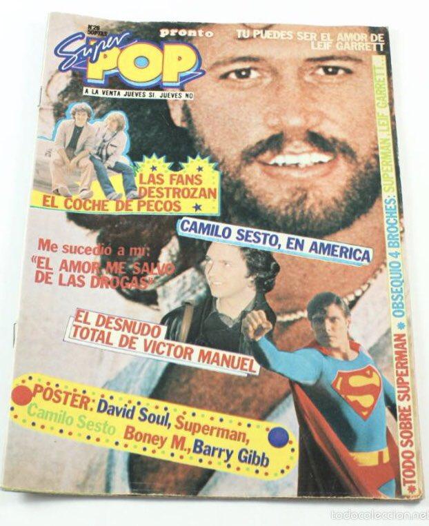 Felicitamos a Víctor Manuel que hoy cumple 73 años. Atención a su portada en SuperPop. https://t.co/c1qaHrtml1
