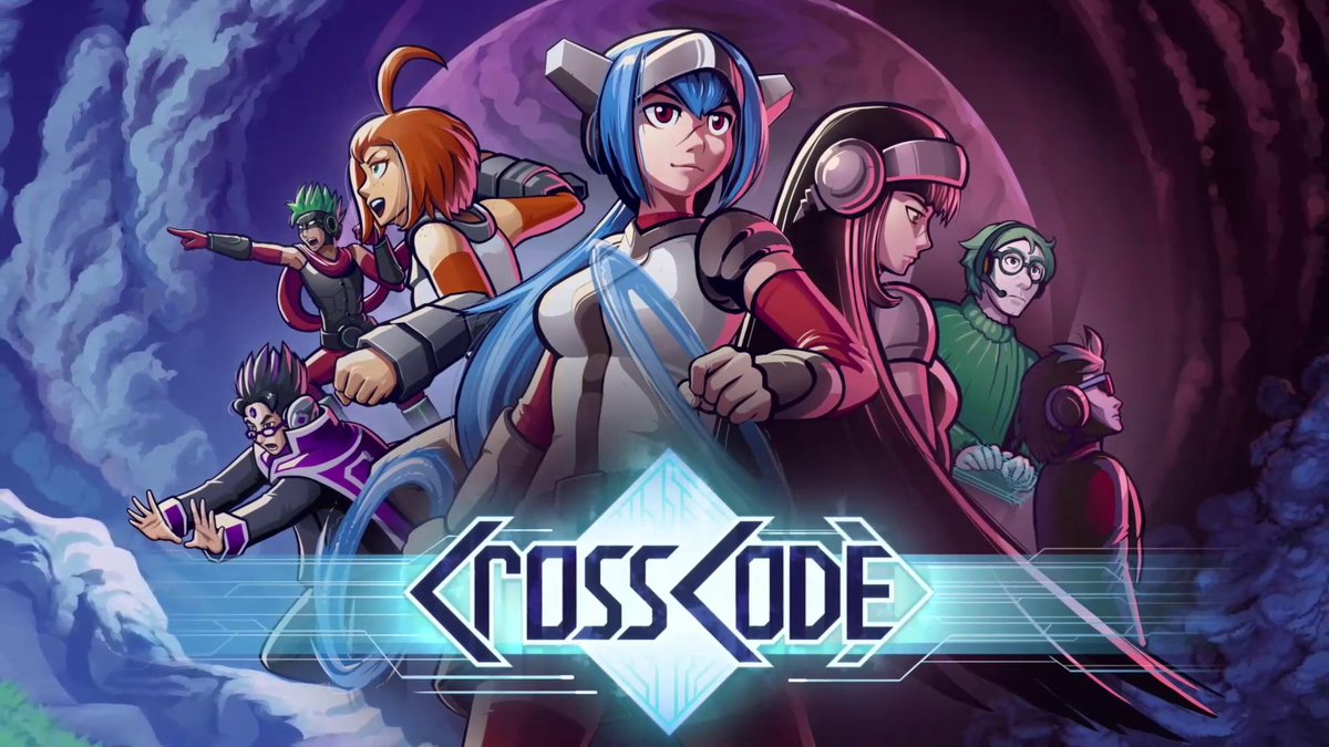 Retro-inspired 2D action RPG #CrossCode is out now on #NintendoSwitch! Follow Lea as she logs into an MMO of the distant future... Buy it here: bit.ly/2ZOFDe0