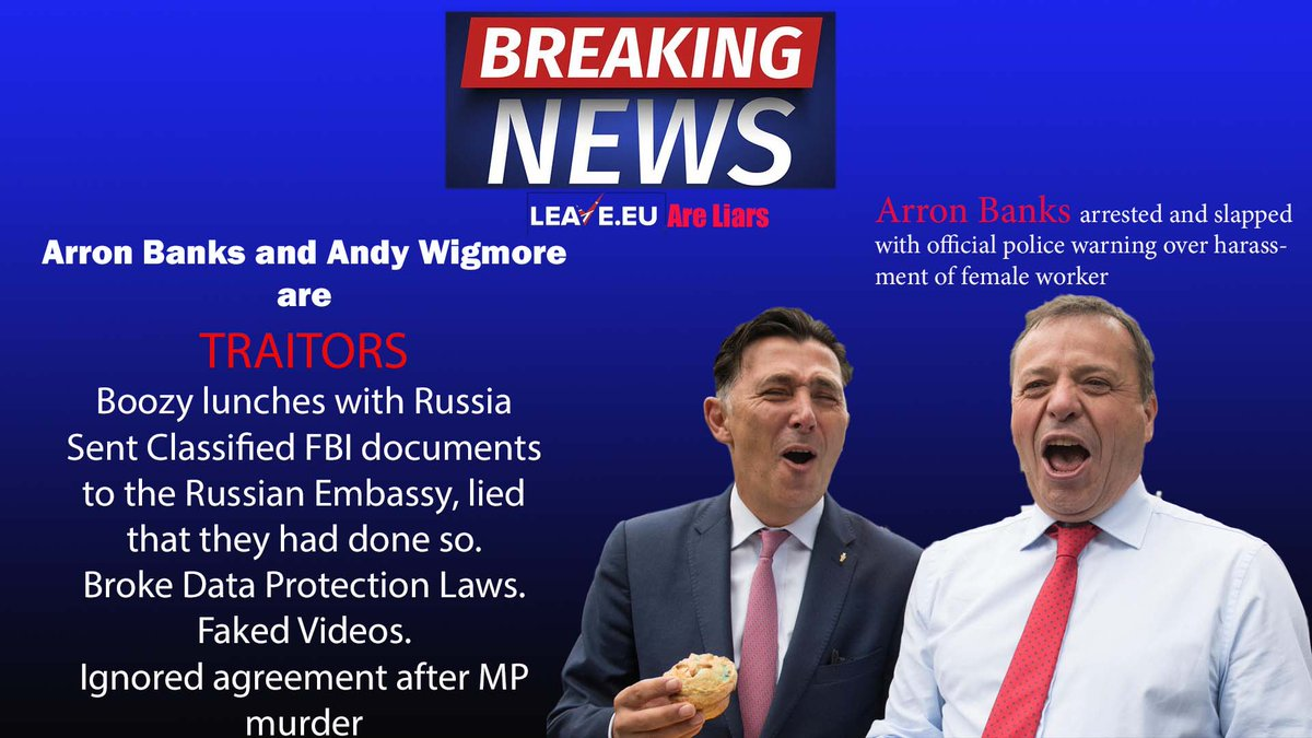 @DCBMEP @nickeardleybbc In #arronbanksleaks you apparently mention you are not wild about Johnsons pathetic not oven ready deal, can you explain what you actually won?