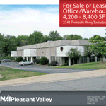 Image for the Tweet beginning: Twinsburg Flex Building For Sale