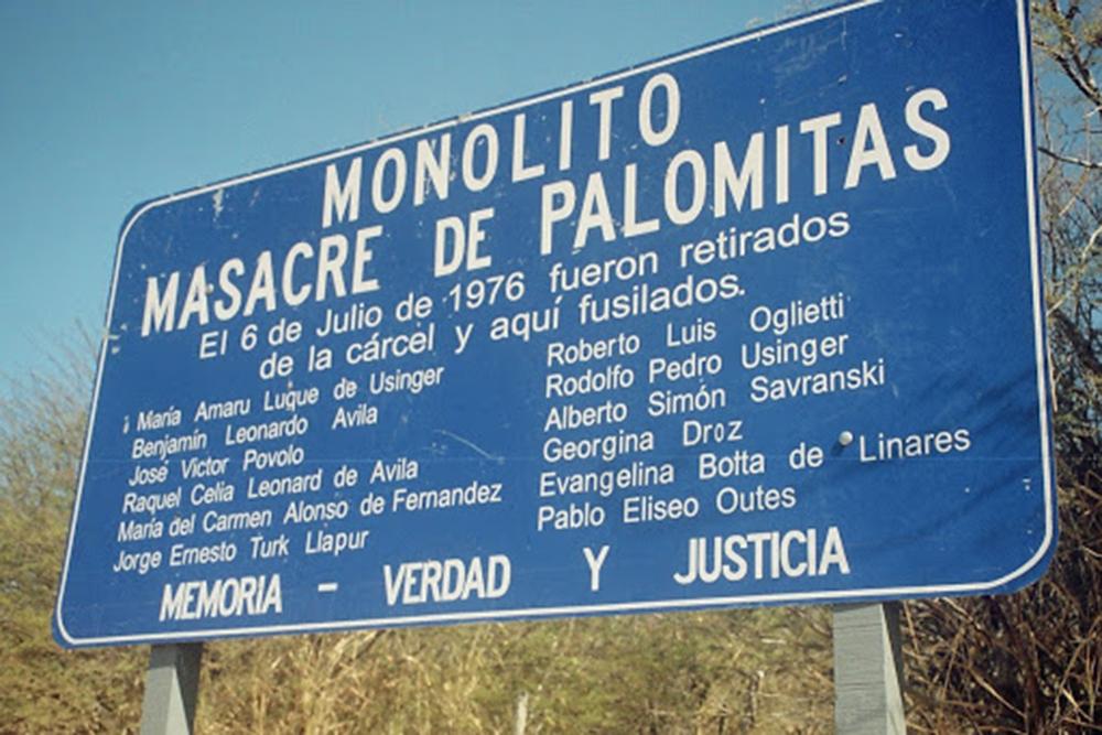 GOBIERNO  La Provincia recuerda a las víctimas de la Masacre de Palomitas  ➡️https://t.co/Jjp2Hzrx5l https://t.co/kQMaYtkIYs