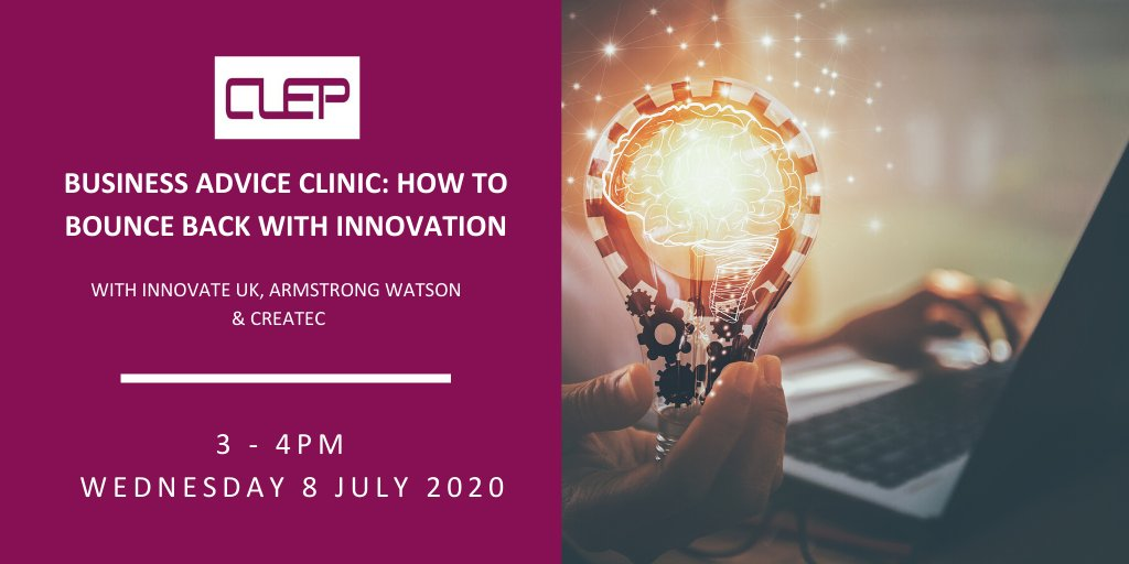 test Twitter Media - Cumbria LEP's next online advice clinic sets out how innovative businesses can tap into grants and other support. Speakers from Innovate UK, Createc and Armstrong Watson. 3pm tomorrow. Register here: https://t.co/bMubQMgKDa https://t.co/mYTazvBabx
