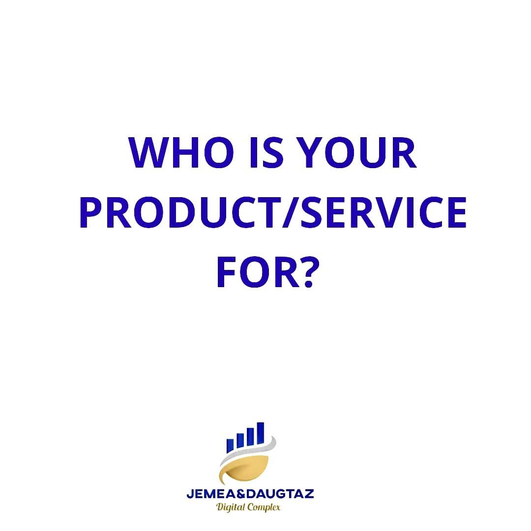 A product or service must have a target market/audience. Having a target market/audience helps you...  https://www. instagram.com/p/CCV5PYfjAPk/ ?igshid=uo8rftxkgbpb  …  #startupbusiness  #DigitalMarketing  #womenintech<br>http://pic.twitter.com/8G16dcPAer
