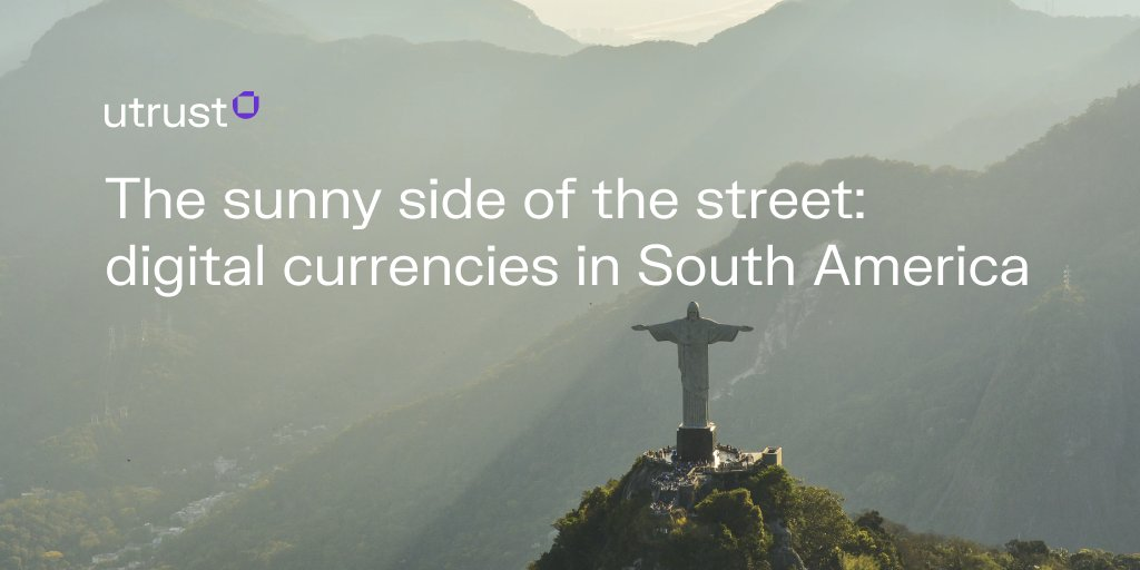 South America: a continent where mass adoption of #digitalcurrencies may be imminent. With some of the highest percentages of #cryptocurrency ownership, everyone should be keeping an eye on this massive continent.  Find out why: https://t.co/E0PtmHmsFJ https://t.co/klBoV43KTB