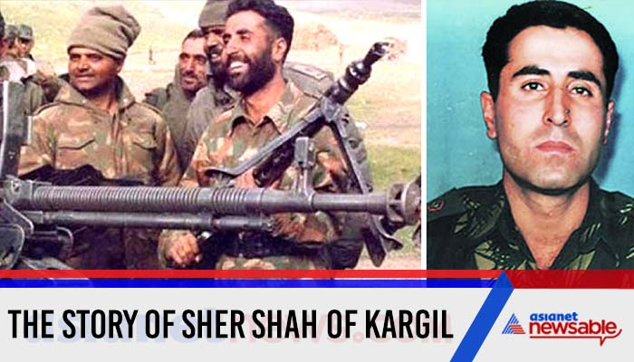 Relive the courageous story of Param Vir Chakra Captain #VikramBatra, whose bravery in the 1999 Kargil War transcended heroism. #Shershaah