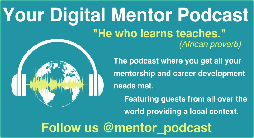 Coming Soon! @mentor_podcast 📻Live from August 2020!We've been working with @sangerinstitute and @sesh_global on a brand new #DigitalMentorPodcast series.Explore #mentoring and career development with advice from expert guests and specialists.Find out more 👇 https://t.co/3hjV5M78QJ