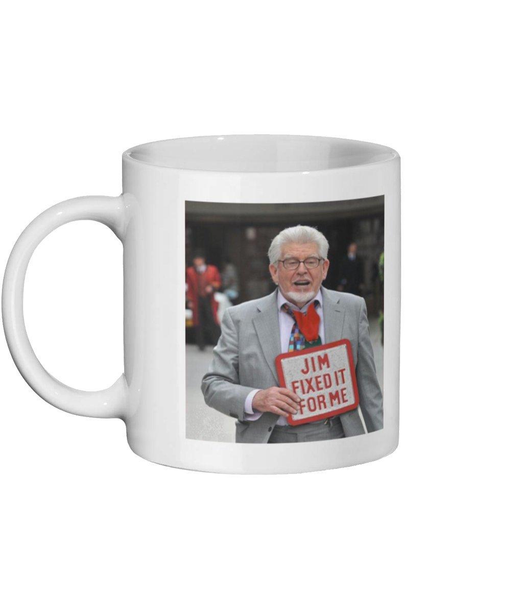Rolf Harris Fix It RUDE offensive Paedo Ceramic Mug 11oz #rudegift #peedo #rolfharris #jimmysavile #offensivegift #offensive #funnyaf #funnyasfuck #offensivememe #snowflake #buttfucked #lol #peedopaedo #jimllfixit #offensivemug https://etsy.me/3gubffCpic.twitter.com/2RRAdf5way