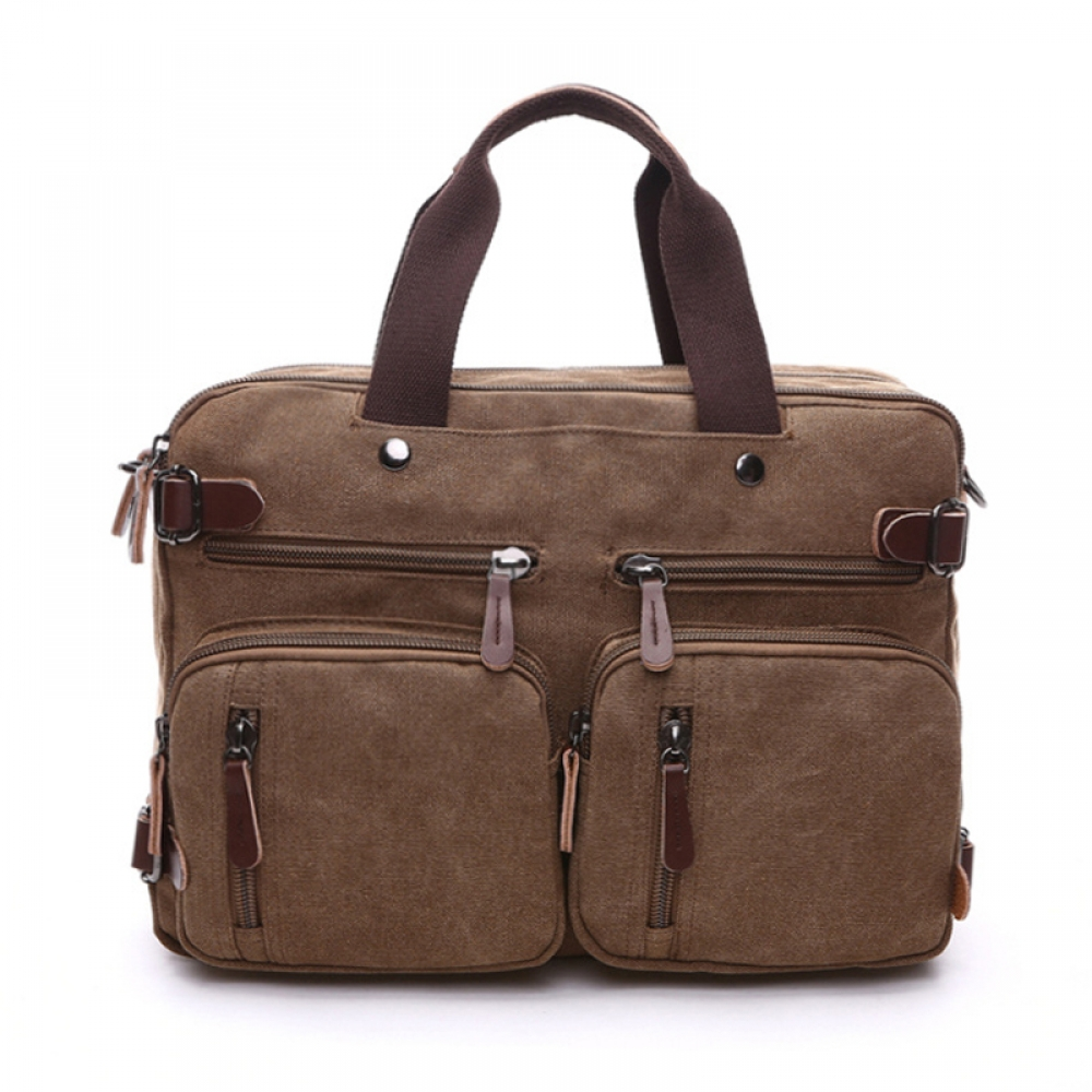 #likeforlike #followforfollow #instadaily #f4f #tagsforlikes #like Men's Business Canvas Shoulder Bag