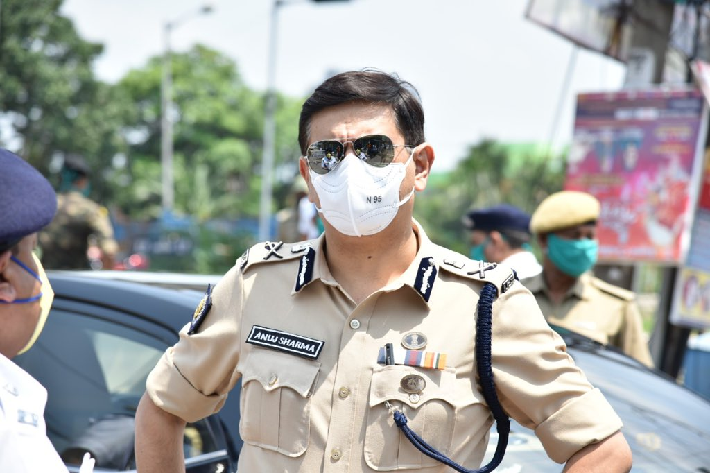 Wear a #Mask whenever in public ! Mask is a must !! #FightAgainstCOVID19  #WeCareWeDare<br>http://pic.twitter.com/TfRjbOX2RN